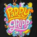 Parry Gripp Classics – Black Adult T-Shirt – NEW!