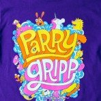 Parry Gripp Classics – Purple Youth T-Shirt – NEW!